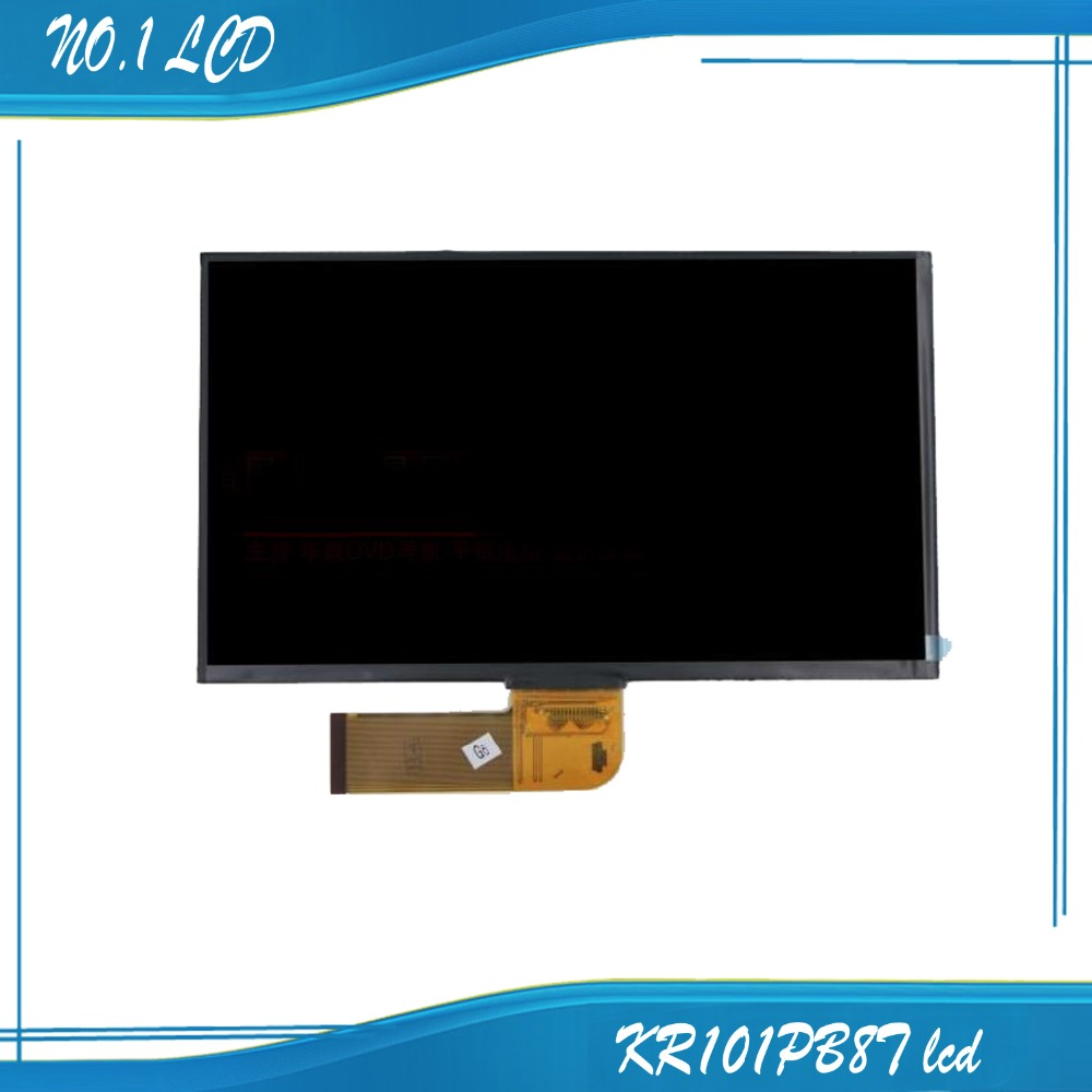 Original 10.1 inch KR101PB8T 1030300844 REV B Inner Screen Panel Digiziter For Tablet PC Replacement Sensor Free shipping