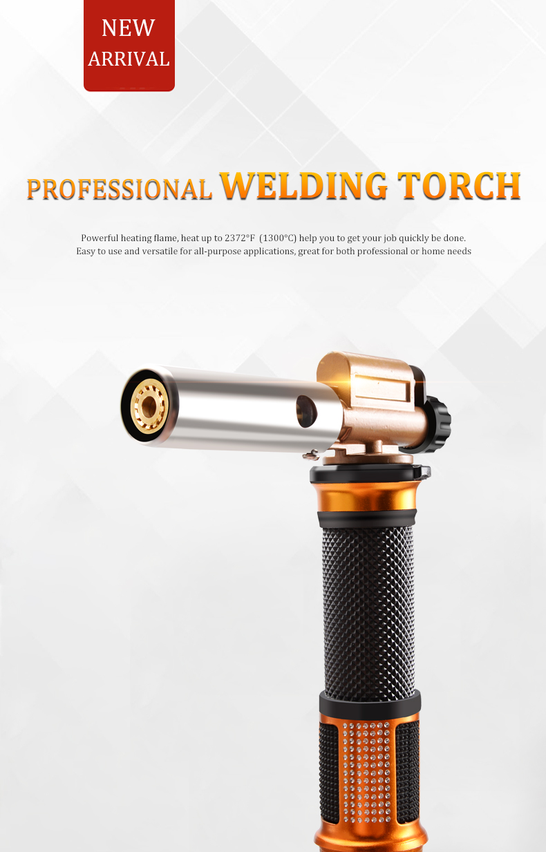 Liquefied Gas Welding Torch Kit