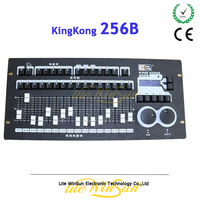 Litewinsune 256B KingKong DMX Controller for Par LED Wash Moving Head Lighting Small Party Show DMX 512 Console