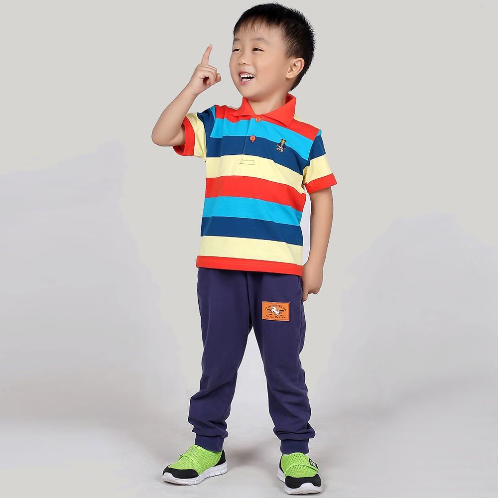 a8e8ef461 2019 Boys Girls Polo Shirt For Kids Brand Baby Little Toddler Big ...