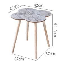 Eco-friendly Retro style Side tables Coffee Table End tables(China)