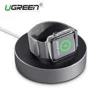 Ugreen Portable Charger Stand Holder With Cable Winder Charger Dock Stand For Apple Watch For IWatch