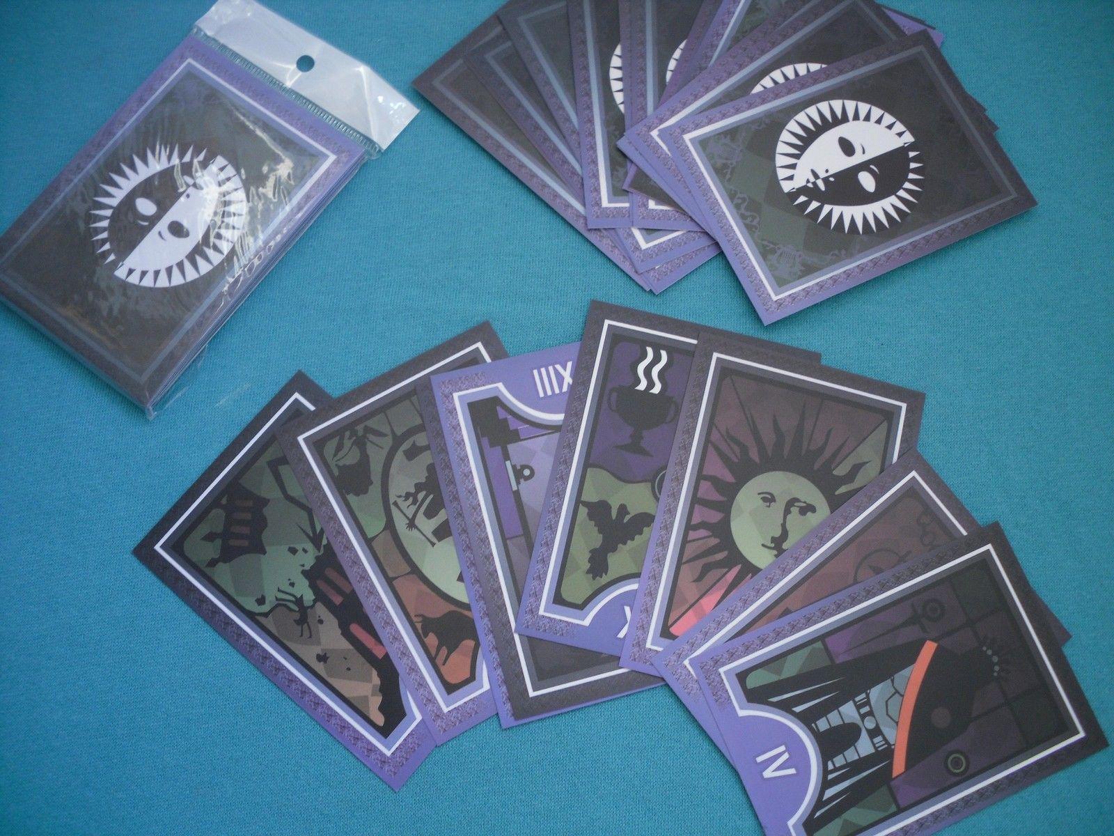 Plichtmatig Anime Games Persona 4 Arena Ultimax Tarot Kaarten Cosplay Game 23 Kaarten Een Set