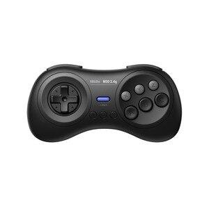 Image 2 - 8bitdo M30 2.4G bezprzewodowy pad do gier do oryginalnego Sega Genesis i sega mega drive Sega Genesis