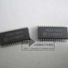 10pcs/lot Chip MC34118DW 34118 SOP-28 telephone speaker new original in stock