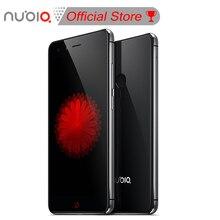 Nubia Z11 Mini nx529j Mobile Téléphone 5.0 pouces Snapdragon 617 MSM8952 Octa Core 3 GB RAM 64 GB ROM 16.0MP d'empreintes digitales 1920*1080 P FHD
