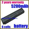 JIGU Новая Батарея A32-M50 A32-N61 A32-X64 A33-M50 для Asus G50 G51 G60 M50 M51 M60 N43 N53 N61 N61-A1 N61J S N61V Серии N61w X64