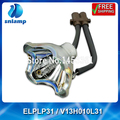Bare projector bulb lamp ELPLP31 for EMP 830 EMP 830p EMP 835  EMP 835p