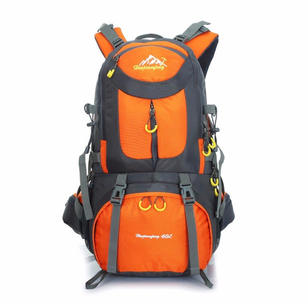 69e10ccbf9a38b 2018 Nuovo Professionista del Sacchetto di Arrampicata All'aperto 40 Litri  Impermeabile Trekking Zaino Da Campeggio borsone borsa da viaggio  impermeabile ...