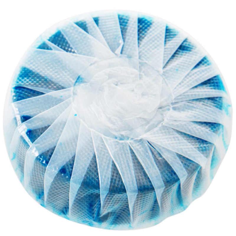 Drewno sosnowe niebieski dezodorujący bańka czysty środek do czyszczenia toalet