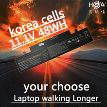HSW  Battery For Samsung N210 N218 N220 NP-X418,NP-X420,NP-X520 NT-Q328,NT-Q330 AA-PL1VC6B/E,AA-PL1VC6W,AA-PL1VC6W/E