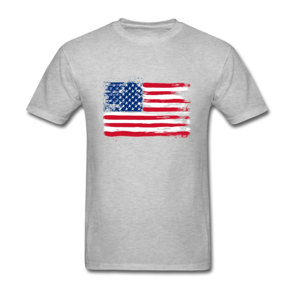 T shirt Mens American flag 4th of July Independence Day T Shirts Plus Size  Skateboard Kanye West 3d Male Harajuku Hipster Tshirt-in T-Shirts from Men s  ... 40b4f260d4ed