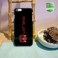 Pearl Jam Black Cell Phone Cases For Iphone 6 6 Plus 6s 6splus 5 5s 5c