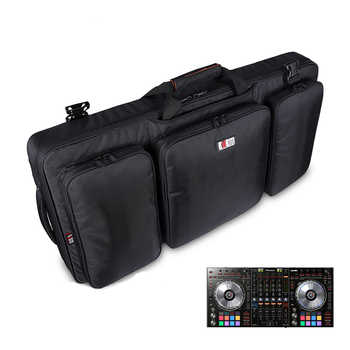 BUBM portable bag for DDJ SZ controller bag/DJ Gear case storage organizer turntables devices bag