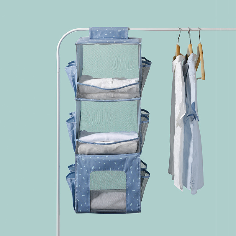 24pcs Children Nursery Closet Organizer Set Baby Clothes Hanging Wardrobe Storage Baby Clothing Kids Toys Organizer Firm In Structure Children Wardrobes