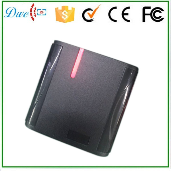 DWE CC RF New arrival 125khz rfid access control card reader wiegand 26 wiegand 34 interface dwe cc rf 125khz wiegand ip65 keypad passport reader for access control