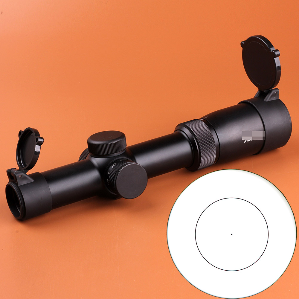 Tactical Optical Sights 1-6x24IRZ3 F101 Circle Dot Punctuate Differentiation Sight Glass Reticle Rifle Scope Hunting Riflescope product differentiation
