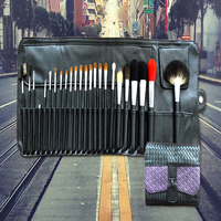24 Pcs professional makeup brushes beauty Woman's Kabuki Cosmetic Makeup Brush Set tools/Foundation Brush pincel de maquiagem
