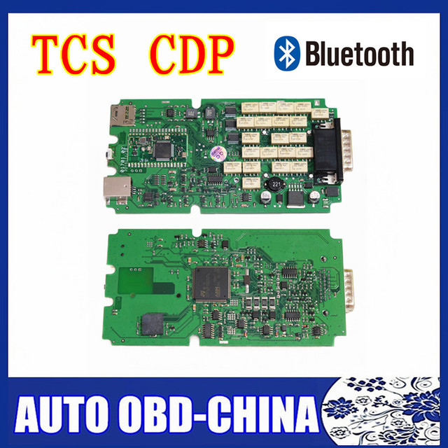 2018 Newest ds TCS cdp With bluetooth single green PCB 2014.3/2015 ...