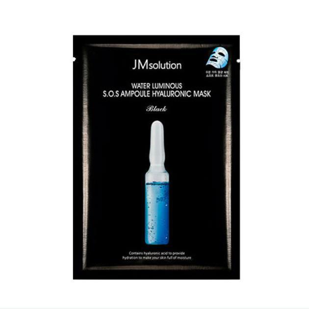 Korea Mask 1pcs Dr.Jart+ Mask Sheet Hydrating Whitening Skin Care JM Solution Face Mask Acne Treatment Sebum Control Care T. INS 3