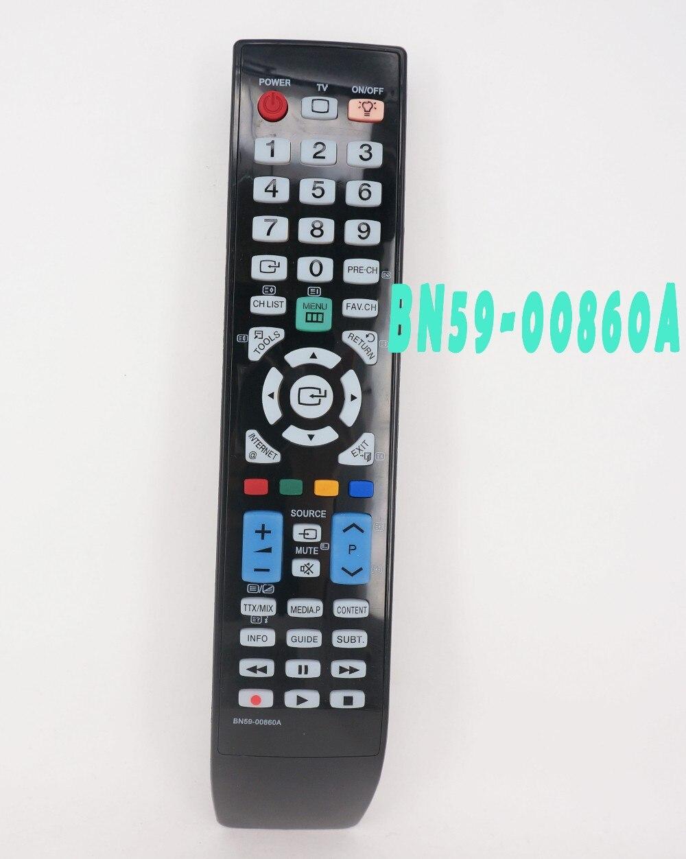Wholesale Remote Control for Samsung 3D SMART TV Remote BN59-00860A BN59-00937A замена для samsung дистанционного управления bn59 00937a bn59 00937 bn5900937a black