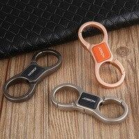 Waist Hanging Keychain Key Ring Carabiner Key Chain Key Holder High Quality Sleutelhanger Chaverio Llaveros Hombre