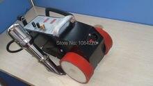 Advertising high frequency hot air pvc flex banner material welding machine