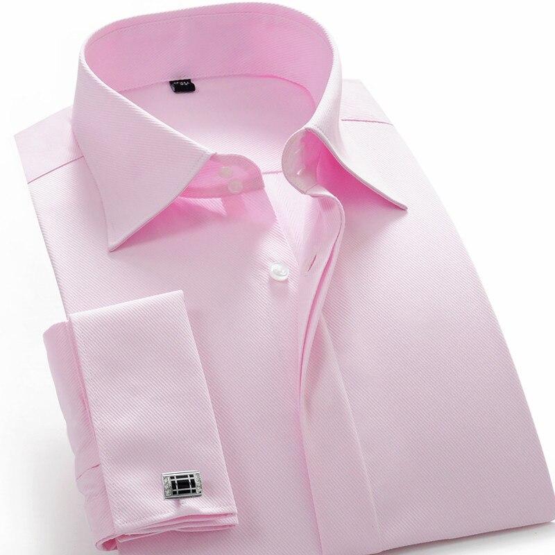 France cufflink men dress shirts