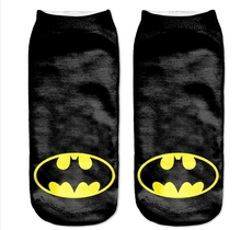 I'm the Batman or a Minion ankle biter socks, up to you ..