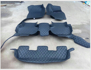 Custom special floor mats for Right Hand Drive Toyota Fortuner 7 seats 2018-2015 durable carpets for Fortuner 2017,Free shipping hand knotted carpets of uttarakhand