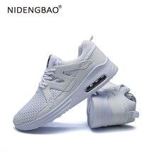 цены на Running Shoes for Men Outdoor Sport Mesh Breathable Air Cushion Comfortable Shoes Lightweight Athletic Sneakers Walking Shoes  в интернет-магазинах