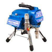 New Electric High pressure Plunger Airless Sprayer  Latex Paint Spray Paint Brushless Motor 695 Spraying Machine 110V/220V 2500W|machine machine|motor motor|motor brushless motor -