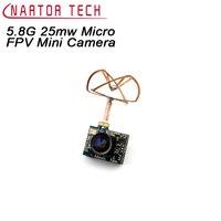 5.8 Gam 25 mw Micro FPV Mini Máy Ảnh Tích Hợp Transmitter Hình Ảnh Thiết Bị Truyền Dẫn Cho FPV RC Quadcopter