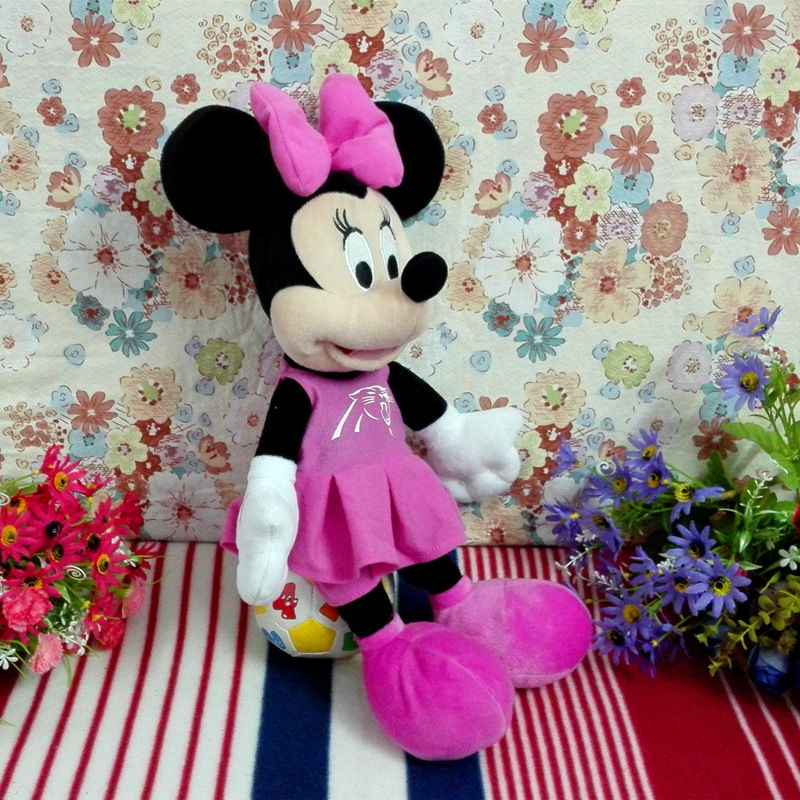 Free shipping sports professional league minnie mouse 40cm plush free shipping sports professional league minnie mouse 40cm plush stuffed toy dolls gifts easter gifts 1pcs in stuffed plush animals from toys hobbies on negle Choice Image