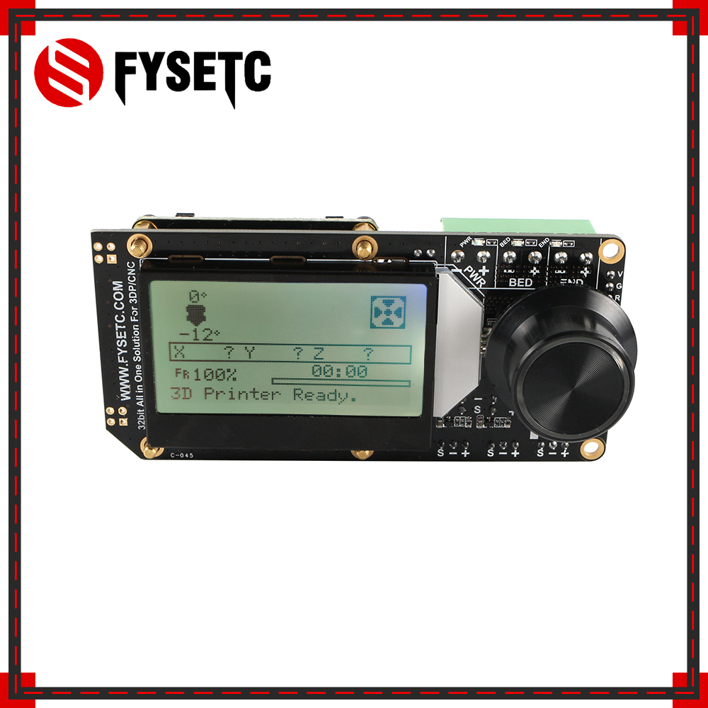 AIO II V3 1 Mainboard All in One II 32 Bit MCU 32bit ST820 Driver 256