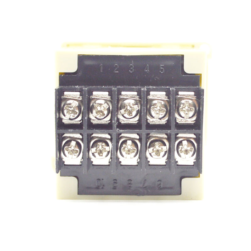 цена на 1PCS Counter Relay AC 220V 50Hz 1 ~ 9999 Panel Mount Count Up/ount Down/UpDown
