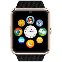 Nfcบลูทูธไร้สายนามบัตรแลกเปลี่ยนคนรักนาฬิกาgsm gprs 850/900/1800/1900 slimmeหอนาฬิกาandroid smart watchโทรศัพท์