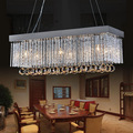 Modern K9 Crystal Chandeliers Lighting Lustres de Cristal Chanderlier Lighting Lamps Home Deco