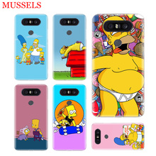 The Simpsons Yellow Unique Phone Case For LG V40 G6 G7 Q6 Q8 Q7 G5 G4 V30 V20 V10 K8 K10 2018 2017 Patterned Cases Coque Shell one piece anime unique phone case for lg v40 g6 g7 q6 q8 q7 g5 g4 v30 v20 v10 k8 k10 2018 2017 patterned customized coque shell