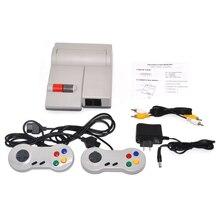 10 PCS um lote de 8 Bits TV Video Game Console Para FC Jogos clássicos Família TV Video Game Player com Dual Controlador de 500 + jogos