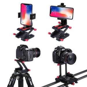 Image 3 - INNOREL ZH7 แบบพกพา Z Type กล้องพับขาตั้งกล้องแพนเอียง dslr rail และเดสก์ท็อป