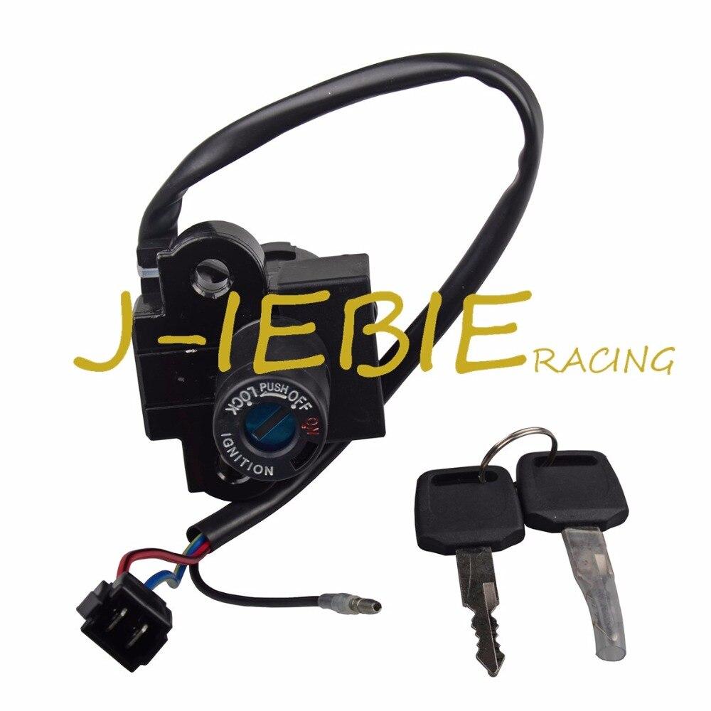 Ignition Lock Helmet Gas Cap Key Set For Honda Cbr250r 2011 2012 Cbr250ra Wiring Diagram 2013 Cb500 2014 Cb600 Hornet 2003 2004 2005 2006 In Motorbike Ingition From