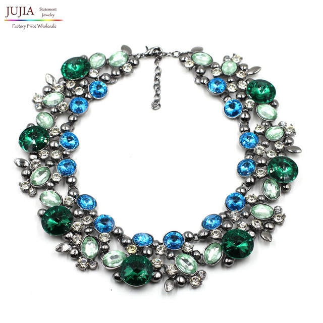 2019 NEW hot sale Z fashion necklace collar bib Necklaces & Pendants statement necklace choker Necklaces jewelry for women