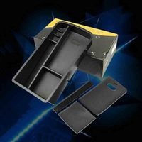 Car central armrest store content box For BMW X3 X4 F25 F26 2014 2015