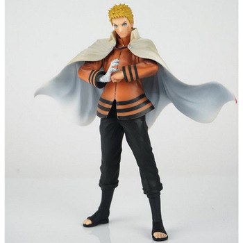 11-16cm 2pcs/lot Boruto Uzumaki Naruto Figure Toys Next Generations Father and Son Model Dolls
