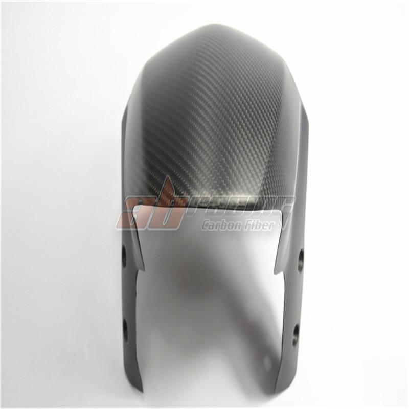 Front Fender For KTM RC8 2008 - 2013  09 10 11 12 13 100% Carbon Fiber for ktm excr