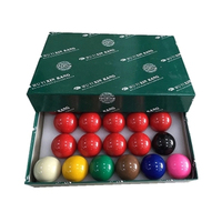 Standard snooker ball set 22piece/set 5.25cm diameter home practice competition practical snooker balls free shipping