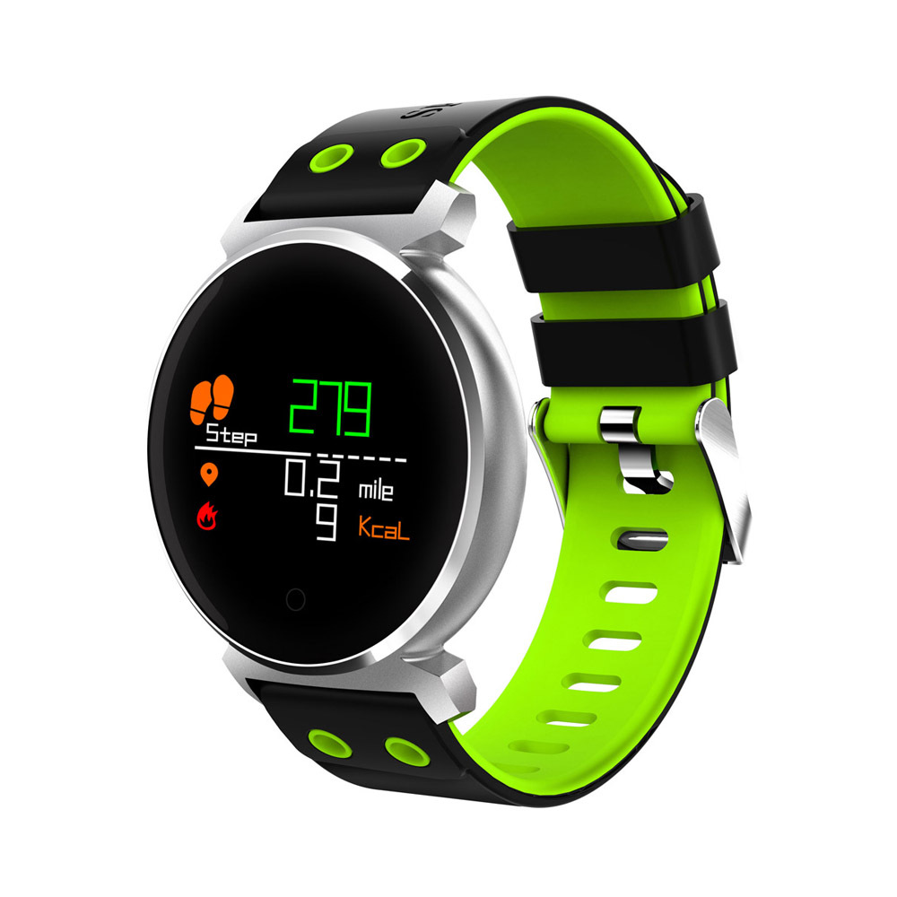 Image 2 - Best Smart watch Optical heart sensor HR Fitness Activity Tracker Watch Blood pressure IP68 professional waterproof armband-in Smart Wristbands from Consumer Electronics