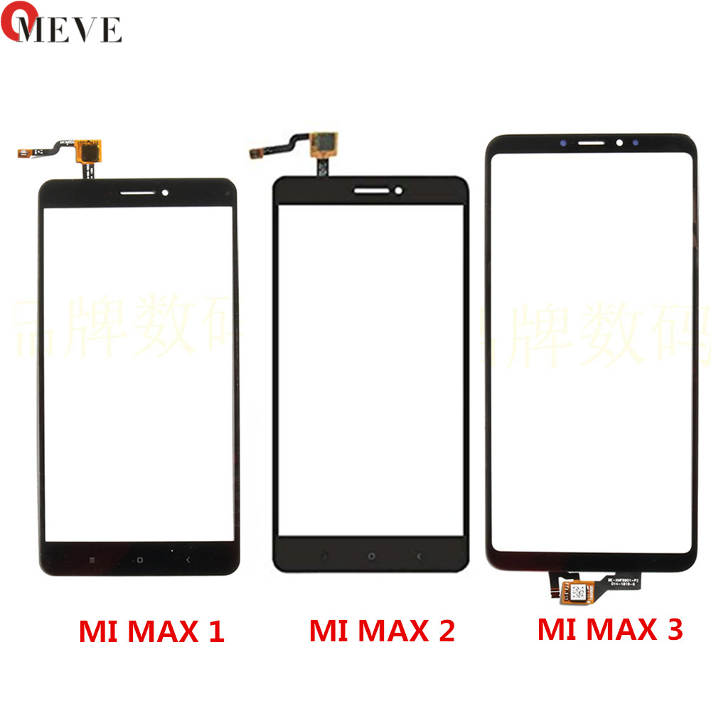 Touch Screen Panel Glass Sensor Digitizer MAX3 MAX2 Pro Prime Repair Replacement For Mi MAX 3 For Xiaomi Mi MAX 2 Touch PanelTouch Screen Panel Glass Sensor Digitizer MAX3 MAX2 Pro Prime Repair Replacement For Mi MAX 3 For Xiaomi Mi MAX 2 Touch Panel