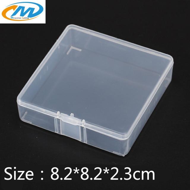 Componentes y accesorios caja transparente cajas de for Cajas de plastico transparente